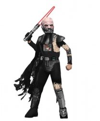 Kostium dla dziecka - Star Wars Battle Darth Vader