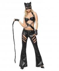 Kostium Karnawałowy - Sexy Cat Woman