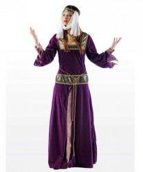 Kostium teatralny - Dziewica Adelajda