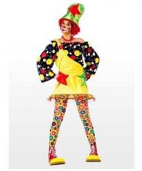 Profesjonalny strój klauna - Klaun Cyrkowy
