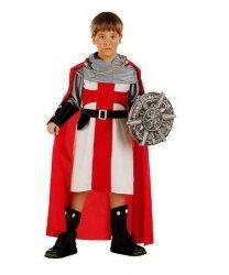 Strój teatralny dla dziecka - Templariusz