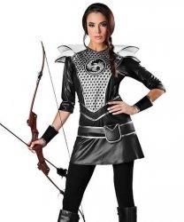 Kostium z filmu - Igrzyska Śmierci Katniss