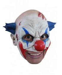 Maska lateksowa - Klaun I