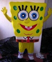 Strój reklamowy - Sponge Bob Deluxe