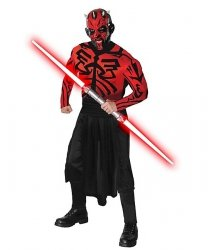 Kostium z filmu - Star Wars Darth Maul II