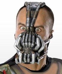 Maska lateksowa - Batman Bane