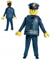 Kostium dla dziecka - Lego Policjant