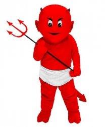Chodząca maskotka - Diabełek