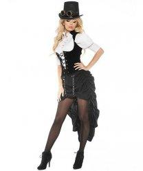 Kostium Steampunk - Salonowa Dama