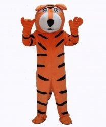 Strój chodzącej maskotki - Tygrys