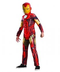 Kostium dla dziecka - Iron Man Comic