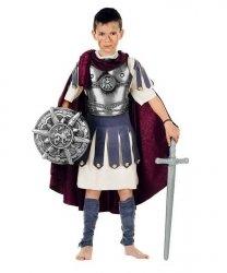 Strój teatralny dla dziecka - Rzymski Legionista