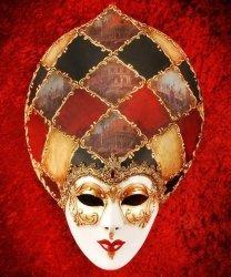 Maska wenecka - Salome Vanice