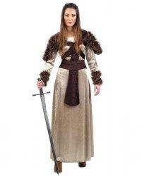 Kostium sceniczny - Wojowniczka Wikingów