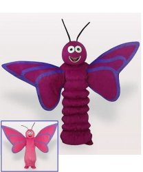 Strój reklamowy - Motyl