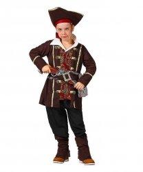 Strój teatralny dla dziecka - Król Piratów