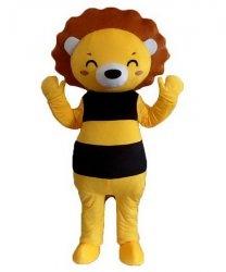 Strój chodzącej maskotki - Miś Pszczółka