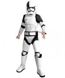 Kostium dla dziecka - Star Wars 8 Executioner Trooper Deluxe