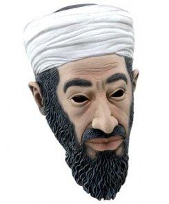 Maska lateksowa - Osama Bin Laden