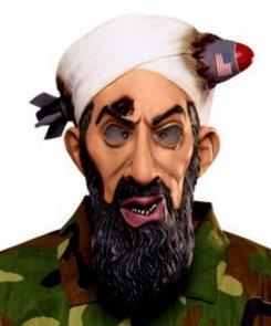 Maska lateksowa - Osama Bin Laden 2
