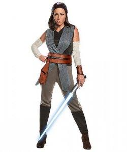 Kostium z filmu - Star Wars 8 Rey