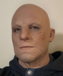 Maska lateksowa - Fandor