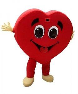 Strój reklamowy - Serce VI
