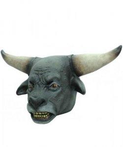 Maska lateksowa - Byk
