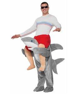 Kostium Carry Me - Rekin