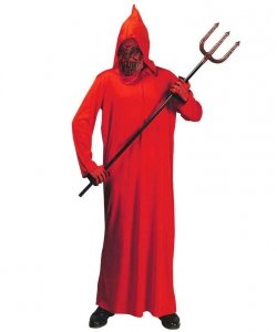 Strój na Halloween - Red Diavolo