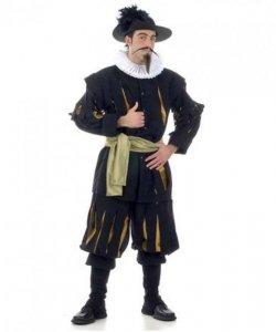 Kostium teatralny - Cyrano de Bergerac
