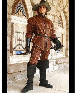 Kostium teatralny - Muszkieter D'Artagnan