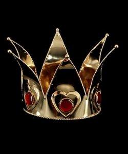 Korona - Mini Queen Heart