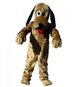 Chodząca maskotka - Pluto