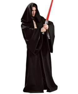 Kostium z filmu - Star Wars Peleryna Sith Deluxe