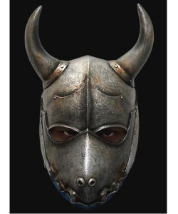 Maska lateksowa - Hostel