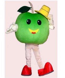 Strój reklamowy - Zielone Jablko