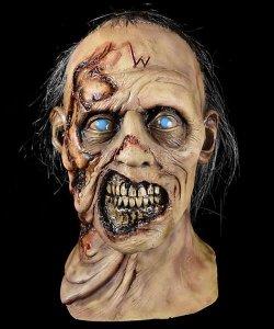 Maska lateksowa - The Walking Dead W Zombie