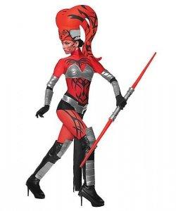 Kostium z filmu - Star Wars Darth Talon
