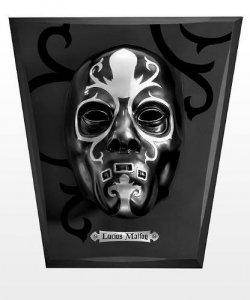 Maska kolekcjonerska - Harry Potter Lucius Malfoy