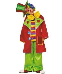 Profesjonalny strój dla klauna - Klaun Kiwaczek