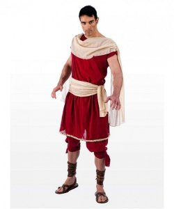 Kostium teatralny - Rzymski Niewolnik