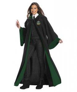 Kostium z filmu - Harry Potter Slytherin Premium