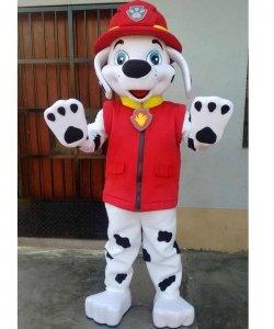 Strój chodzącej maskotki - Psi Patrol Marshall