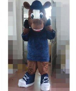 Chodząca maskotka - Koń Sportowiec