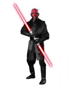 Kostium z filmu - Star Wars Darth Maul 2 deluxe