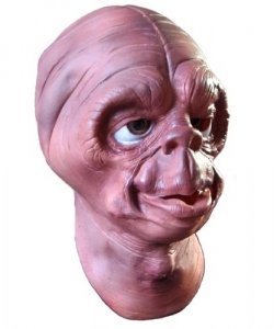 Maska lateksowa - Space ET