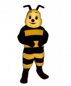 Strój chodzącej maskotki - Pszczoła