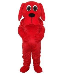 Strój chodzącej maskotki - Pies 5