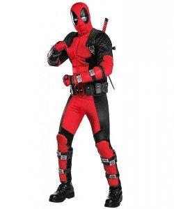 Kostium z filmu - Deadpool Special Edition
